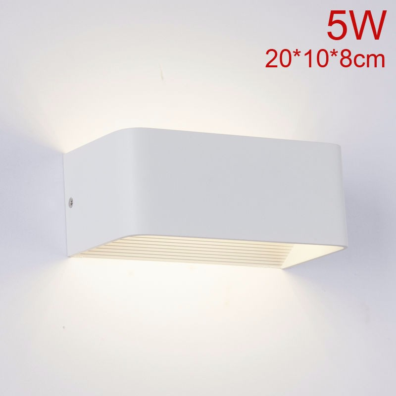 Up And Down Led Indoor Wall Lights : Indoor Up and Down Wall Lights 5W LED Wall Lights
