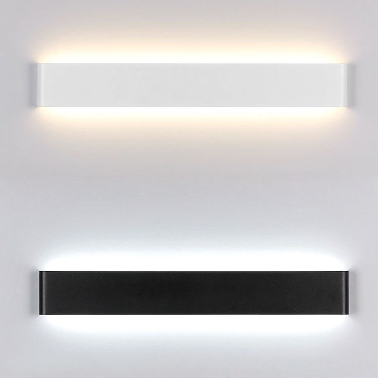 Surface Mounted Up and Down Indoor LED Wall Light - Modern LED Wall Lights Manufacturer,Supplier ...